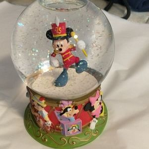 Disney Snow Globe 5 inch 75th
